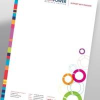 Kop Surat A4 (2 sisi) /Kop Surat Perusahaan /Cetak Kop Surat HVS 100gr