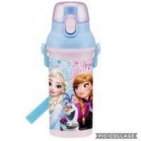 Disney Japan Skater Princess Frozen Water bottle for girl
