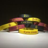 df425f9948b5 Kyrie Irving Basketball Silicone Bracelets