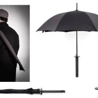 Jual payung samurai hitam Murah