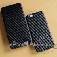 iPhone 6/ 6S/ 6 PLUS/ 6S Plus Carbon Fiber SIlicon Case