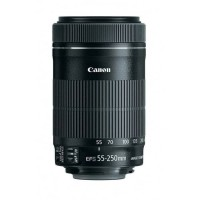 LENSA CANON EF-S 55-250MM F4-5.6 IS STM/LENSA SLR CANON 55-250 IS STM