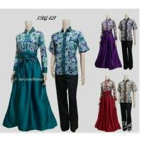 harga Baju Batik Couple Sarimbit Gamis Srg 421 Tokopedia.com