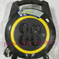 Kabel Rol Roll Cable Yunior Turbo 10 m Meter LY-116 10M LY116 Praktis