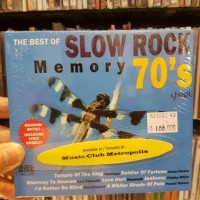 CD V.A. - THE BEST OF SLOW ROCK MEMORY 70S