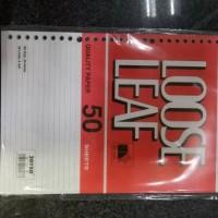 kertas Loose leaf B5 isi binder 26 ring JOYKO murah