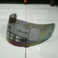 Kaca Helm BMC blade . full star Dan t-rex ori
