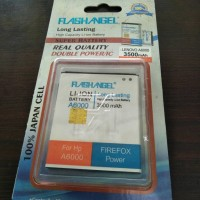 Battery Double Power Flash Angel type Lenovo A6000