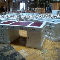 meja kantor duco / meja kerja duco (meja belajar,kursi makan,dipan)