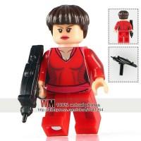 PG 951 Star Trek Uhura Kirk Scotty Bricks Minifigure Super Heroes