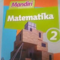 buku erlangga mandiri matematika kelas 8 smp kurtilas 2013
