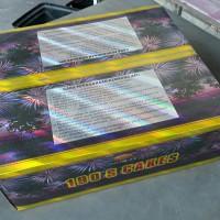 Jual Kembang Api Cake 190 shots Diameter 0.8 inch Murah