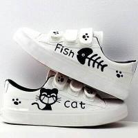 Sepatu Kets Fish Cat RN 12