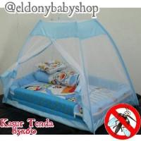 Jual Kasur Kelambu Tenda Doraemon/ kasur bayi bess/bantal guling doraemon Murah