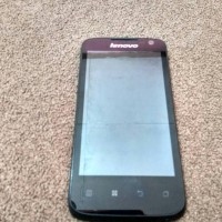Jual lcd + touchscreen fullset lenovo s560 ori cabutan tested 100% Murah