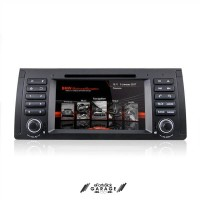 Head Unit Android BMW E39 Double Din Special Edition eFortySick Garage