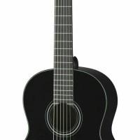 YAMAHA GITAR AKUSTIK ORIGINAL C40 BLACK / C-40 BL / C 40BL