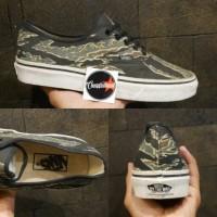 Sepatu Vans Authentic Tiger Camo