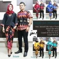 Jual batik couple / lowo anjani lilit / monalisa Murah