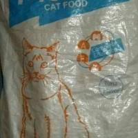Jual MOMO CATFOOD Repack 1 KG Makanan Kucing Komplit Murah