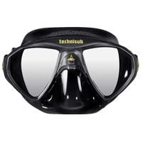 Diving Mask Aqualung Technisub Black