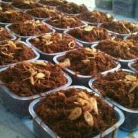 Jual Gepuk Ayam Karwati, Abon Ayam Karwati Termurah Murah