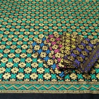 Kain Batik Prada Pro5b Bahan Katun Primisima Pekalongan