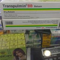 TRANSPULMIN BB BALSEM