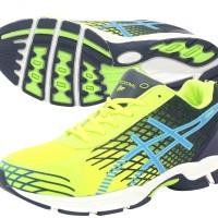 Professional Leopard Sepatu Voli Volley