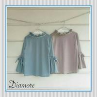 Tunik/baju Wanita/sabrina/baju Atasan/kalki Blouse