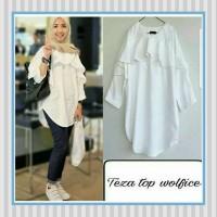 Tunik/baju Wanita/sabrina/baju Atasan/teza Top