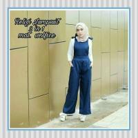 Tunik/baju Wanita/sabrina/baju Atasan/religi Set Overall