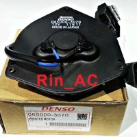 Motor Fan AC Mobil Honda Jazz Gen 1 GD3 '04-'07, New CRV '03-'11 Denso
