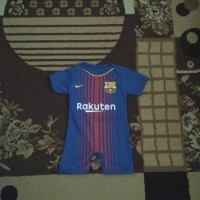 Baby Jumper Barca Home 17/18