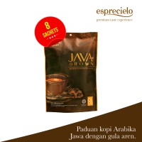 harga Esprecielo Artisan Java Brown Coffee Pouch - 8 Sachet @ 24 Gram Tokopedia.com