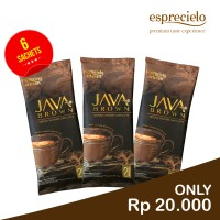 harga Esprecielo Artisan Java Brown Coffee Value Pack (3pcs D-bag ) Tokopedia.com