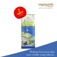 Jual Esprecielo Allure Vanilla Green Tea Latte D-Bag - 2 Sachet @ 24 gram Murah