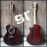 Gitar Akustik Cole Clark Custom Full Rosewood Super Exclusive