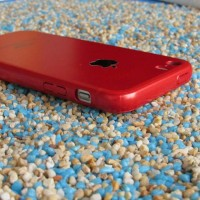 Iphone 7 Red Look a Like case for iphone 5/5S/SE/6/6S/6+/6+S/7/7S/7+