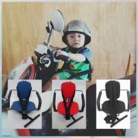 Jual Kursi Jok Bonceng Boncengan Anak Depan Motor Matic Kiddy Bukan Rotan 1 Murah
