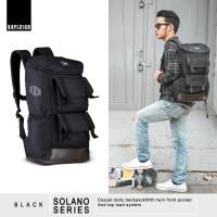 Jual Sola Tas Pria Ransel Murah Backpack Laptop Sekolah Branded Bodypack 4 Murah
