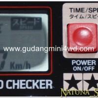 Tamiya Mini 4WD Speed Checker (15183) - Layar FLEX Termurah