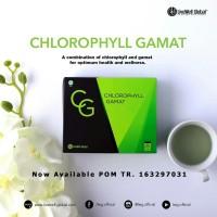 Klorofil Gamat / Chlorophyll Gamat LWG 25 sachet