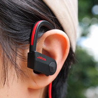 Jual TRAND Stereo Bluetooth HF Headset Handsfree JABRA SPORT PACE Wireless  Murah