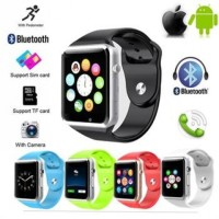 Smartwatch A1 Support Sim Card Memory Card  Camera Micro SD Samsung