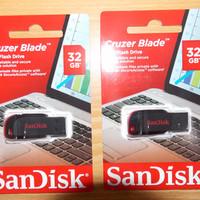 Jual [JUAL] Flashdisk Sandisk 32GB Cruzer Blade  -MSP039 Murah
