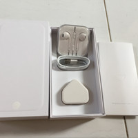 Dus/Box iphone 6 plus fullset warna gold, grey, silver
