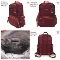 Tumi Voyageur Calais Backpack Tas Original Ori
