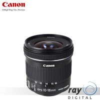 Jual Lensa Wide Canon EF-S 10-18mm IS STM - NEW Murah