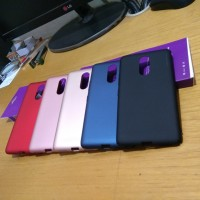 Lenovo K6 Note Gea HardCase / Casing / Bumper / Hard Case